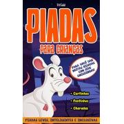 Piadas Para Crianças Ed. 63 - Curtinhas, O que é, o que é? E Charadas - PRODUTO DIGITAL (PDF)