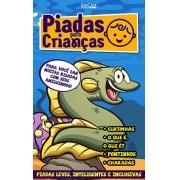 Piadas Para Crianças Ed. 73 - Curtinhas, O que é, o que é? E Charadas - PRODUTO DIGITAL (PDF)