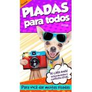 Piadas Para Todos Ed. 25 - De Cara Nova  - PRODUTO DIGITAL (PDF)