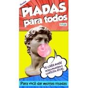 Piadas Para Todos Ed. 29 - De Cara Nova  - PRODUTO DIGITAL (PDF)