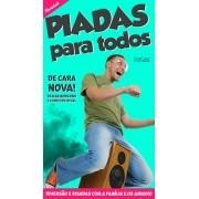 Piadas Para Todos Ed. 33 - De Cara Nova  - PRODUTO DIGITAL (PDF)