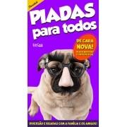 Piadas Para Todos Ed. 36 - De Cara Nova  - PRODUTO DIGITAL (PDF)