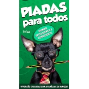 Piadas Para Todos Ed. 39 - Humor Inteligente e Consciente  - PRODUTO DIGITAL (PDF)