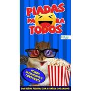 Piadas Para Todos Ed. 44 - Humor Inteligente e Consciente  - PRODUTO DIGITAL (PDF)