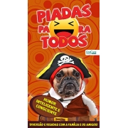 Piadas Para Todos Ed. 45 - Humor Inteligente e Consciente  - PRODUTO DIGITAL (PDF)