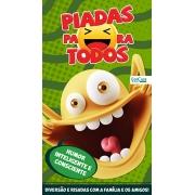 Piadas Para Todos Ed. 46 - Humor Inteligente e Consciente  - PRODUTO DIGITAL (PDF)