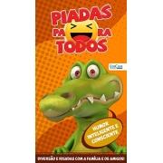 Piadas Para Todos Ed. 47 - Humor Inteligente e Consciente  - PRODUTO DIGITAL (PDF)