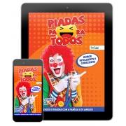 Piadas Para Todos Ed. 54 - Humor Inteligente e Consciente  - PRODUTO DIGITAL (PDF)