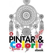 Pintar e Colorir Adultos Ed. 06 - Xamã 2- PRODUTO DIGITAL (PDF)