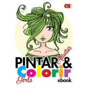 Pintar e Colorir Adultos Ed. 31 - Girls - PRODUTO DIGITAL (PDF)