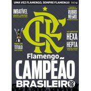 Pôster Campeão Brasileiro 2019 Ed. 01 - Flamengo