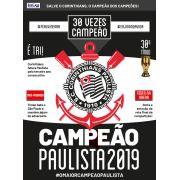 Pôster Paulistão 2019 Ed. 01 - Corinthians
