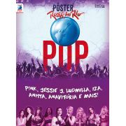 Pôster Rock In Rio 2019 Ed. 02 - POP