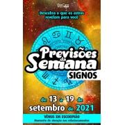 Previsões da Semana Ed. 76 - 13 a 19 de Setembro de 2021 - Signos - PRODUTOS DIGITAIS (PDF)