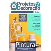 Projetos e Decoração Ed. 02 - Pintura - *PRODUTO DIGITAL (PDF)