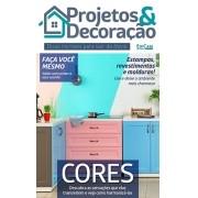 Projetos e Decoração Ed. 03 - Cores - *PRODUTO DIGITAL (PDF)