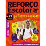 Reforço Escolar - Estude em casa Ed. 01 - Português e Redação