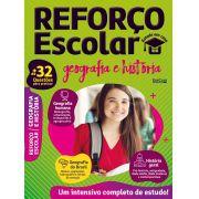 Reforço Escolar - Estude em casa Ed. 03 - Geografia e História