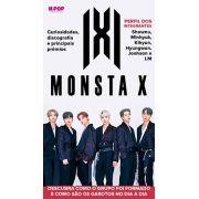 Revista Pôster - Artista de Sucesso Ed. 09 - Monsta X - PRODUTO DIGITAL (PDF)