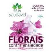 Seja Saúdavel Ed. 02 - Florais Contra a Ansiedade - *PRODUTO DIGITAL (PDF)