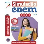 Simuladão Enem 2021 Ed. 01 - Mais de 130 Exercícios do Enem  - PRODUTO DIGITAL (PDF)
