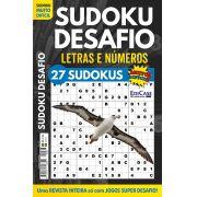 Sudoku Desafio Ed. 67 - Muito Difícil - Só Super Desafio - Com Letras e Números - Gaivota