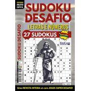 Sudoku Desafio Ed. 70 - Muito Difícil - Só Super Desafio - Com Letras e Números - Zeus/Jupiter