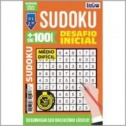Sudoku Desafio Inicial Ed. 02 - Médio/Difícil
