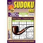 Sudoku Fácil Ed. 01 - Fácil - 9x9 - 6 Jogos por página - Pinturas Famosas - A Traição das Imagens
