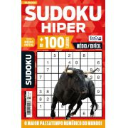 Sudoku Hiper Ed. 46 - Médio/Difícil - Só Jogos 9x9