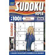 Sudoku Hiper Ed. 51 - Difícil - Só Jogos 9x9 - O Grito