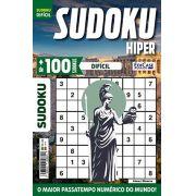 Sudoku Hiper Ed. 54 - Difícil - Só Jogos 9x9 - Atena / Minerva