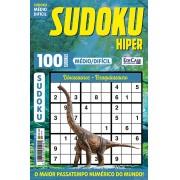 Sudoku Hiper Ed. 60 - Médio/Difícil - Só Jogos 9x9 - Dinossauros - Braquiossauro