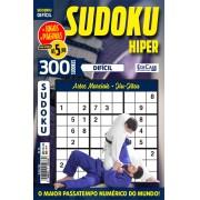 Sudoku Hiper Ed. 63 - Difícil - Só Jogos 9x9 - Período - Artes Marciais - Jiu-Jútsu