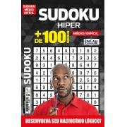 Sudoku Hiper Ed. 67 - Médio/Difícil - Só Jogos 9x9 4 jogos por página