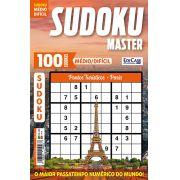 Sudoku Master Ed. 22 - Médio/Difícil - Só jogos 9x9 - Pontos Turísticos - Paris
