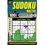 Sudoku Master Ed. 23 - Médio/Difícil - Só jogos 9x9 - Jogos Clássicos - Tetris