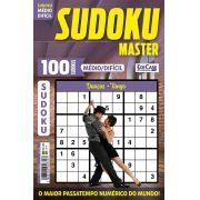 Sudoku Master Ed. 24 - Médio/Difícil - Só jogos 9x9 - Danças - Tango