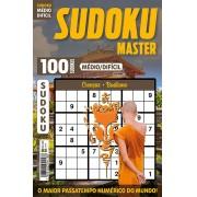 Sudoku Master Ed. 25 - Médio/Difícil - Só jogos 9x9 - Crenças - Budismo