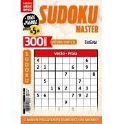 Sudoku Master Ed. 34 - Médio/Difícil - Só jogos 9x9 - Verão - Praia
