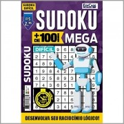 Sudoku Mega - Ed. 02 (Difícil)