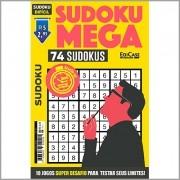 Sudoku Mega Ed. 03 - Difícil