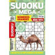 Sudoku Mega Ed. 05 - Médio/Difícil - Com Números Grandes - Só Jogos 9x9