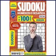 Sudoku Números e Desafios Ed. 109 - Avançado - Só Jogos 9x9