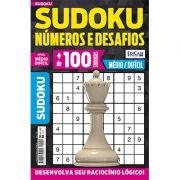 Sudoku Números e Desafios Ed. 110 - Médio/Difícil - Só Jogos 9x9