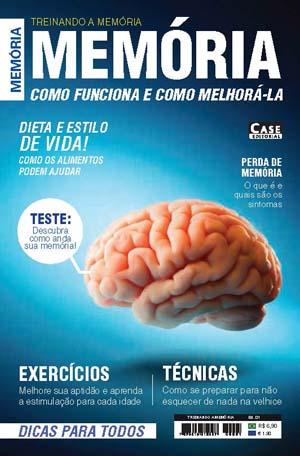 Treinando a Memória - Edição 01  - Case Editorial