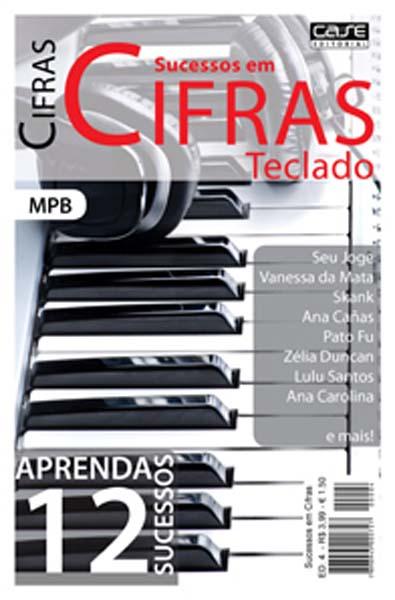 Seleção Cifras - Teclado - VERSÃO PARA DOWNLOAD  - EdiCase Publicações