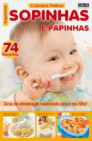 Seleção Papinhas e Sopinhas - VERSÃO PARA DOWNLOAD  - EdiCase Publicações