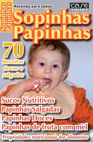 Seleção Papinhas e Sopinhas - VERSÃO PARA DOWNLOAD  - Case Editorial