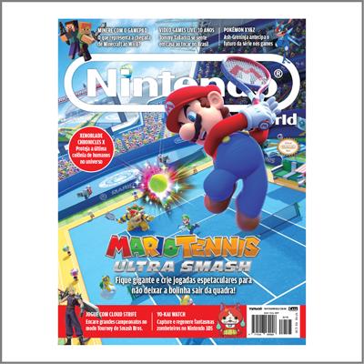 Nintendo World - Edição 195  - Case Editorial